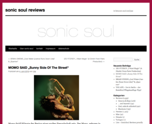 Sonic Soul  (Germany)